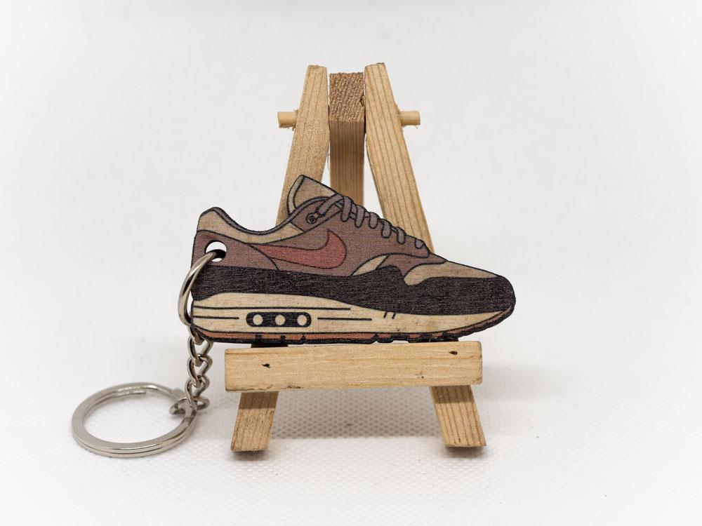 Nike Air Max 1 Paris - Sneakers Design