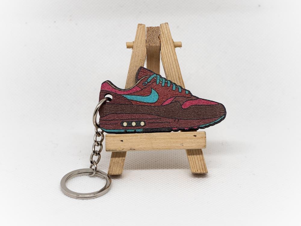 Nike Air Max 1 Parra Amsterdam - Sneakers Design