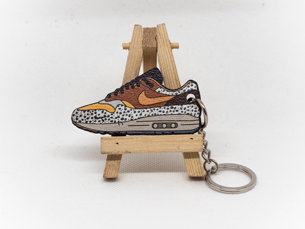 Nike Air Max 1 Safari - Sneakers Design